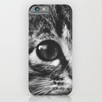 Big eyes iPhone 6 Slim Case