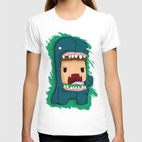 monster T-shirts featuring monster by jeff'walker