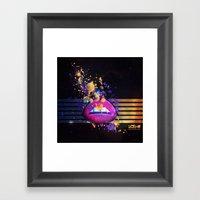 Sunkissed Framed Art Print
