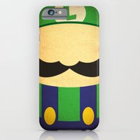 Minimal Player 2 iPhone 6 Slim Case