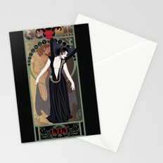 Dark Lili Nouveau - Legend Stationery Cards