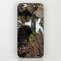 White River Falls iPhone & iPod Skin
