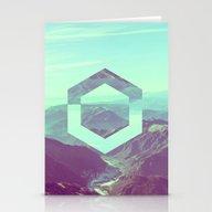 Reflection Of Self V2 #s… Stationery Cards