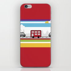 City travel iPhone & iPod Skin