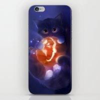 Pumpkin iPhone & iPod Skin