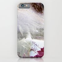 iPhone & iPod Case featuring Red Erode by Circle Origin