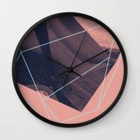 fragment II Wall Clock