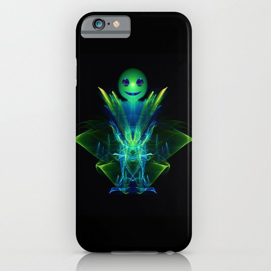 The Little Green Monster iPhone & iPod Case