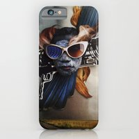 iPhone & iPod Case featuring Restless Spirit | Collage by Lucid House