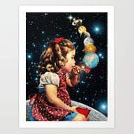 Art Print featuring Maker by Eugenia Loli