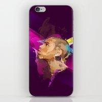 Chris Brown iPhone & iPod Skin