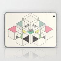 GEOMETRIC SPACE Laptop & iPad Skin