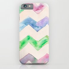 California Style Chevron iPhone 6 Slim Case