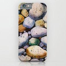 beach stones iPhone 6s Slim Case
