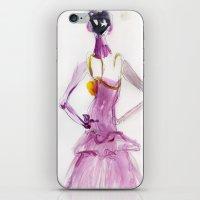 Lady Boo iPhone & iPod Skin