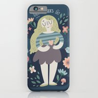 Mother's Day Lady In Nat… iPhone 6 Slim Case