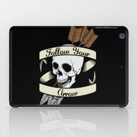 Follow Your Arrow iPad Case