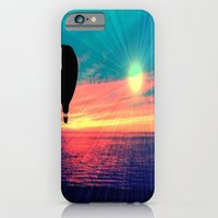 iPhone & iPod Case featuring BRIGHTEN by Laura Santeler
