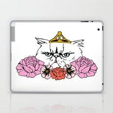 Queen Cat Laptop & iPad Skin