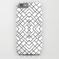 PS Grid 45 iPhone 6 Slim Case