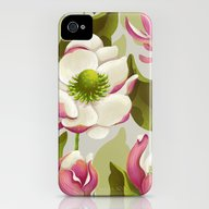 iPhone & iPod Case featuring Magnolia Bloom - Daytime… by Lidija Paradinović …