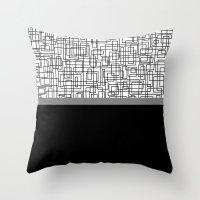 Pola V.3 Throw Pillow