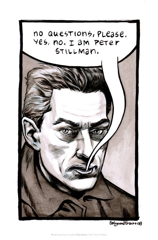 Peter Stillman Canvas Print