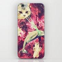 Galactic Cats Saga 2 iPhone & iPod Skin