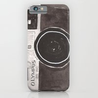 My Camera, Your Camera iPhone 6 Slim Case