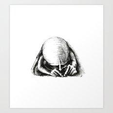 Ant II. Art Print