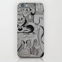 iPhone & iPod Case featuring Friends by Dan Feit