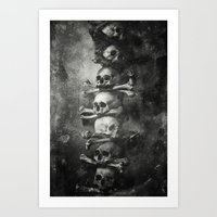 Once Were Warriors II. Art Print
