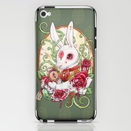 Rabbit Hole iPhone & iPod Skin