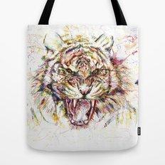 Tatewari Ute'a Tiger Tote Bag