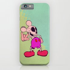 Mouse Skeleton Slim Case iPhone 6s