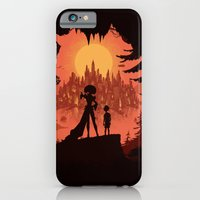 Traveling with the Queen iPhone 6 Slim Case