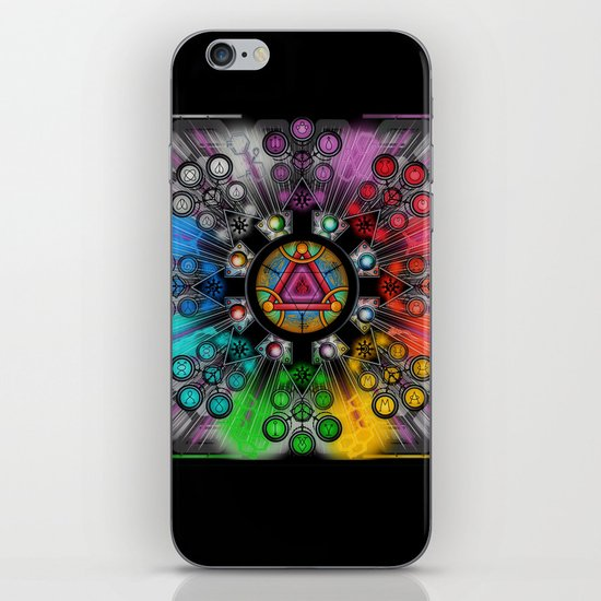 New Beginnings iPhone & iPod Skin