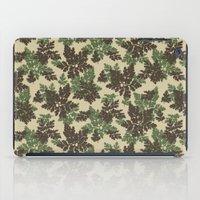 Raccoon Lake - Green iPad Case