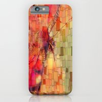 butterfly iPhone & iPod Cases featuring Butterfly   by Aloke Design