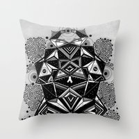 ANGLEMAN Throw Pillow