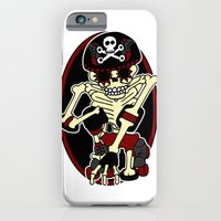 iPhone & iPod Case featuring Derby de Muerta by Andrew Mark Hunter
