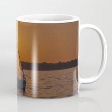 Sail into the sunset Mug