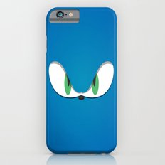 Blue Face iPhone 6 Slim Case