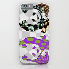 Panda Panda iPhone 6s Slim Case