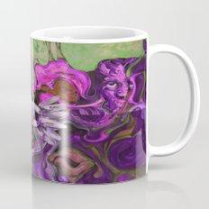 Freedom purple Mug