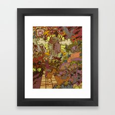 Hero's Journey Framed Art Print