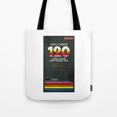 VHS (1) - Random Memories Tote Bag