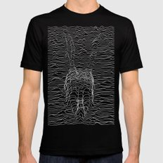 Frank Division Mens Fitted Tee Black SMALL