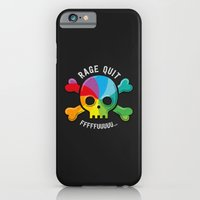 Spinning Beachball Of De… iPhone 6 Slim Case