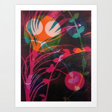 Regenerate Art Print